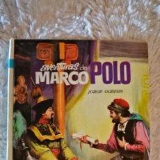 Second hand books - Aventuras de Marco Polo - Jorge Gubern - 114654059