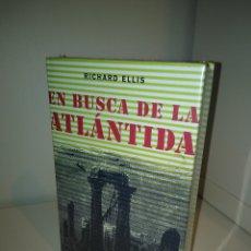 Libros de segunda mano - En busca de la Atlántida. Richard Ellis. Círculo de lectores. - 114656839