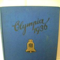 Libros de segunda mano: OLYMPIA TOMO 1 , LAS OLIMPIADAS DE BERLIN .. Lote 114719163