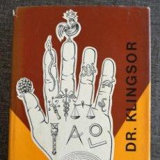 Libros de segunda mano: EXPERIMENTAL-MAGIE, MAGIA EXPERIMENTAL (1967) - GUÍA DE PRÁCTICAS Y RITUALES, DR. KLINGSOR. RARO. Lote 114758463