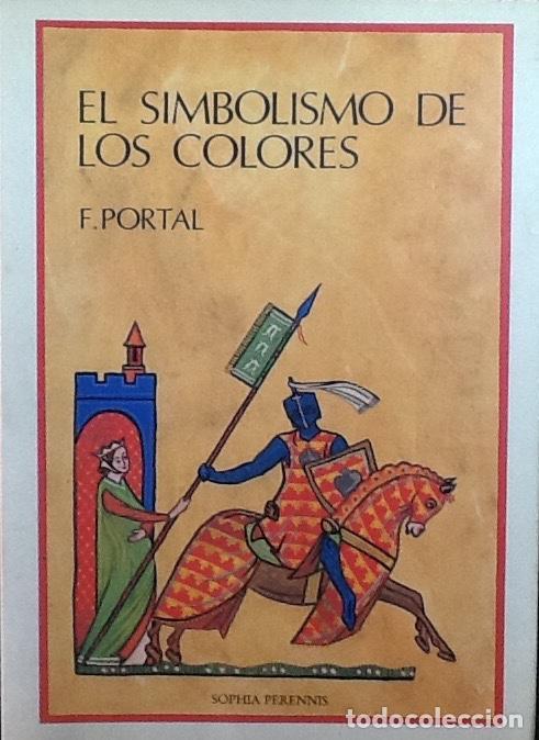 El simbolismo de los colores. frédéric portal. - Vendido en Venta Directa -  114771283