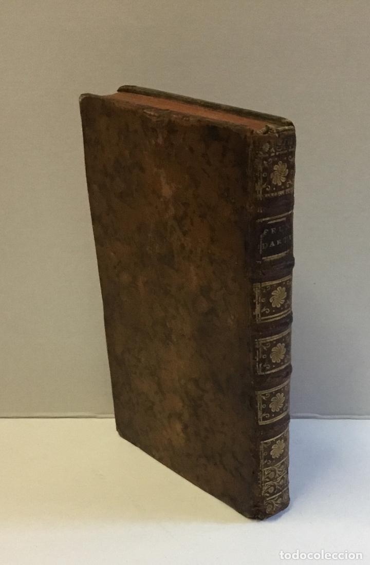 ESSAY SUR LES FEUX D'ARTIFICE ET POUR LA GUERRE. - [PERRINET D'ORVAL JEAN-CHARLES.] 1745 (Libros de Segunda Mano - Bellas artes, ocio y coleccionismo - Otros)