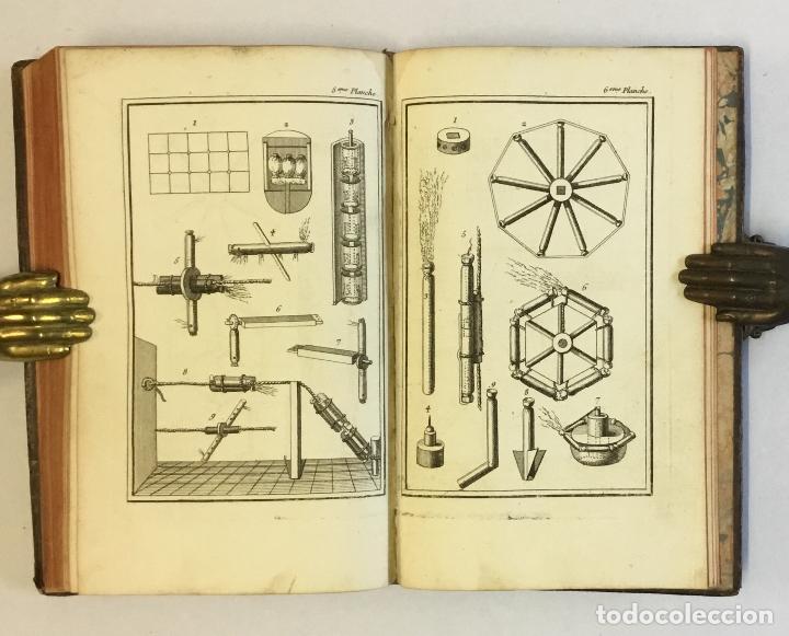 Libros de segunda mano: ESSAY SUR LES FEUX D'ARTIFICE ET POUR LA GUERRE. - [PERRINET D'ORVAL Jean-Charles.] 1745 - Foto 9 - 114799632