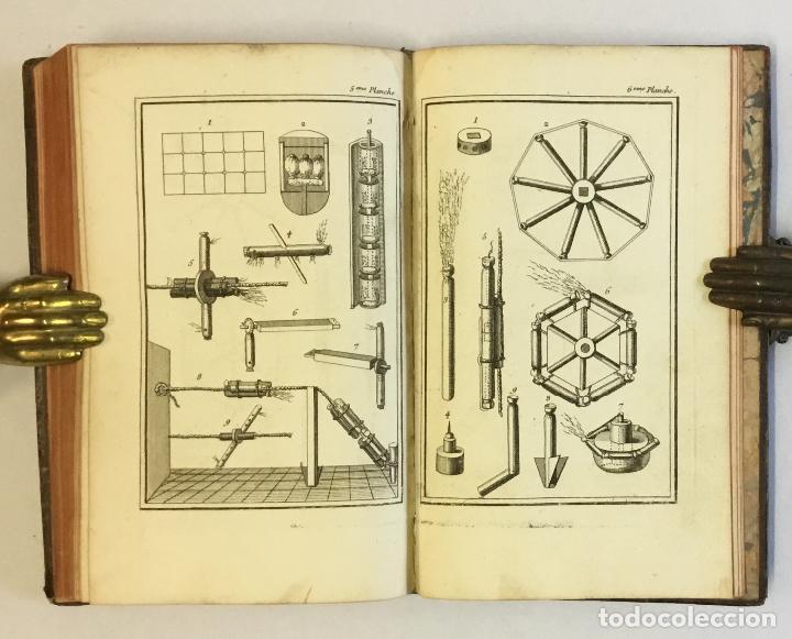 Libros de segunda mano: ESSAY SUR LES FEUX D'ARTIFICE ET POUR LA GUERRE. - [PERRINET D'ORVAL Jean-Charles.] 1745 - Foto 11 - 114799632