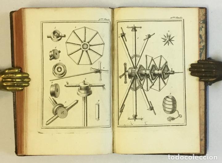 Libros de segunda mano: ESSAY SUR LES FEUX D'ARTIFICE ET POUR LA GUERRE. - [PERRINET D'ORVAL Jean-Charles.] 1745 - Foto 12 - 114799632