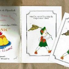 Libros de segunda mano: PIPO I EL PETIT I FANTÀSTIC CAÇAPAPALLONES - CONTE TEATRET LLUENT - REUS. Lote 114833319