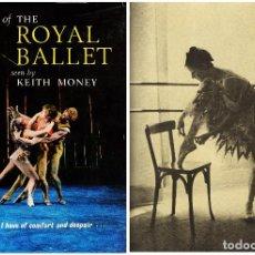 Libros de segunda mano: THE ART OF THE ROYAL BALLET SEEN BY / KEITH MONEY. Lote 114840115