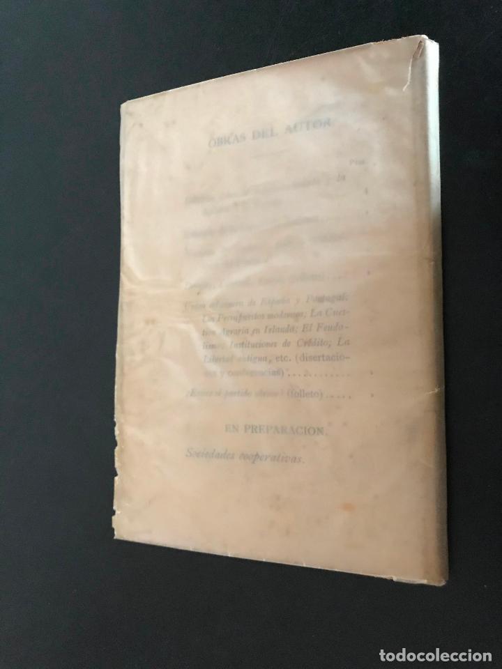 Libros de segunda mano: POSTRIMERIAS DE LA CASA DE AUSTRIA EN ESPAÑA. CONFERENCIAS PRONuncIADAS EN EL ATENEO DE MADRID - Foto 4 - 114902367