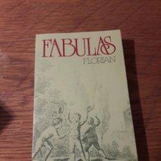 Libros de segunda mano: FABULAS FLORIAN. AÑO 1979. Lote 114949136