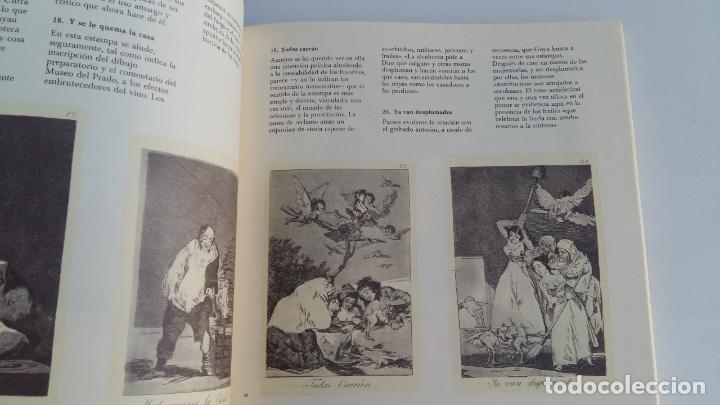 Libros de segunda mano: GOYA. CAPRICHOS DESASTRES TAUROMAQUIA DISPARATES. FUNDACION JUAN MARCH. 1979. W - Foto 3 - 114971099