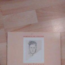 Libros de segunda mano: 'HOMENATGE DE CATALUNYA A ALEXANDRE CIRICI'. . Lote 114974791