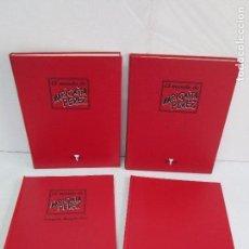 Libros de segunda mano: EL MUNDO DE MARIQUITA PEREZ. 4 LIBROS. ALTAYA. 2001. VER FOTOGRAFIAS ADJUNTAS. Lote 114966547
