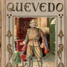 Libros de segunda mano: ARALUCE : QUEVEDO (1950). Lote 115050831