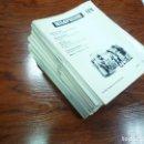 Libros de segunda mano: LOTE DE REVISTAS DE ILUSIONISMO MISDIRECTION, AÑOS 1973 A 1992, MÁS DE 150 NUMEROS. Lote 115118279