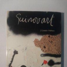 Libros de segunda mano: GUINOVART EL ARTE EN LIBERTAD J. CORREDOR MATHEOS. Lote 115308531