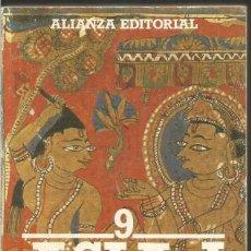 Libros de segunda mano: HISTORIA ILUSTRADA DE LAS FORMAS ARTISTICAS 9 ASIA I. ALIANZA. Lote 115324995