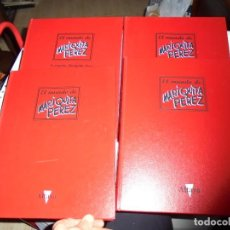 Libros de segunda mano: EL MUNDO DE MARIQUITA PEREZ 4 TOMOS.EDICIONES ALTAYA BARCELONA 2001. Lote 115335871
