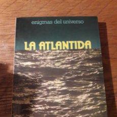 Libros de segunda mano: ENIGMAS DEL UNIVERSO. LA ATLANTIDA. ED. DAIMON 1978. Lote 115345191