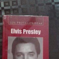 Libros de segunda mano: ELVIS PRESLEY- LOS PROTAGONISTAS. Lote 115345663