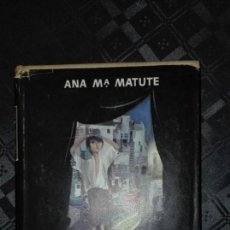 Libros de segunda mano: PEQUEÑO TEATRO -ANA MARIA MATUTE. Lote 115345879