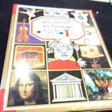 Libros de segunda mano: DICCIONARI EN IMATGES DE LES ARTS. Lote 115399511