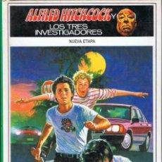 Libros de segunda mano: ALFRED HITCHCOCK Y LOS TRES INVESTIGADORES. MISTERIO DE LAS RUEDAS LIGERAS - WILLIAM ARDEN. Lote 115414683