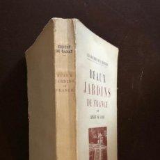 Libros de segunda mano: BEAUX JARDINS DE FRANCE(20€). Lote 115422107