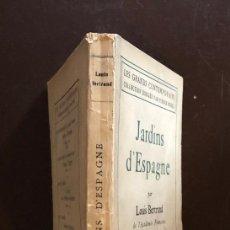 Libros de segunda mano: JARDINS DÉSPAGNE(20€). Lote 115422379