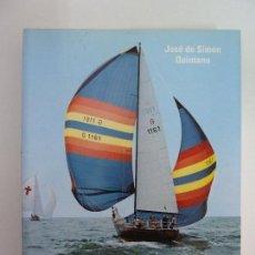 Libros de segunda mano: PATRONES DE YATES. JOSÉ DE SIMÓN QUINTANA. Lote 115497691