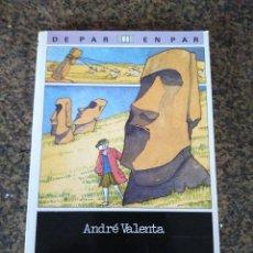 Libros de segunda mano: LA SORPRENDENTE ISLA DE PASCUA -- ANDRE VALENTA -- EDICIONES SM --. Lote 115504555