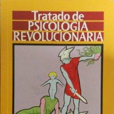 Libros de segunda mano: TRATADO DE PSICOLOGÍA REVOLUCIONARIA. SAMAEL AUN WEOR.. Lote 115521018