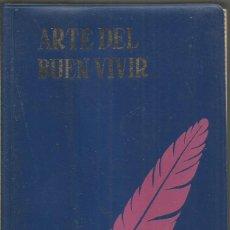 Libros de segunda mano: ARTHUR SCHOPENHAUER. ARTE DEL BUEN VIVIR. EDAF. Lote 115523483