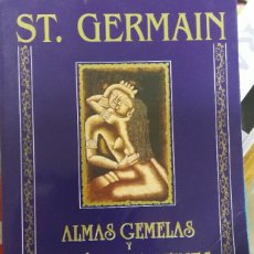 Libros de segunda mano: ALMAS GEMELAS Y ESPÍRITUS AFINES. AZENA RAMANDA Y CLAIRE HEARTSONG. Lote 115525854