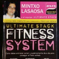 Libros de segunda mano: ULTIMATE STACK FITNESS SYSTEM (MINTXO LASAOSA). Lote 115619443