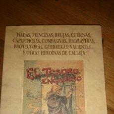 Libros de segunda mano: EL TESORO ENGAÑOSO S.CALLEJA. Lote 115622366