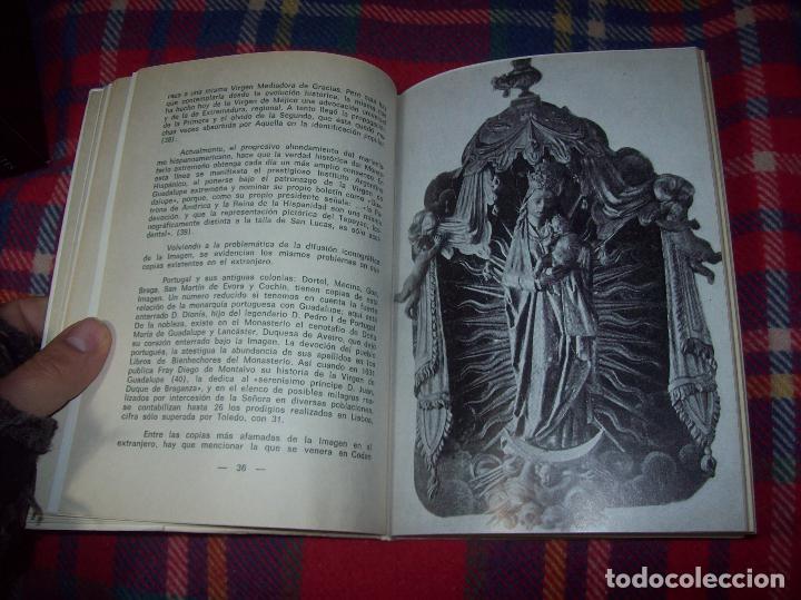 ICONOGRAFÍA DE NUESTRA SEÑORA DE GUADALUPE,EXTREMADURA. JOAQUÍN MONTES. 1978. EJEMLPAR BUSCADÍSIMO!! (Libros de Segunda Mano - Bellas artes, ocio y coleccionismo - Otros)