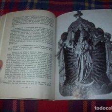 Libros de segunda mano: ICONOGRAFÍA DE NUESTRA SEÑORA DE GUADALUPE,EXTREMADURA. JOAQUÍN MONTES. 1978. EJEMLPAR BUSCADÍSIMO!!. Lote 115631263