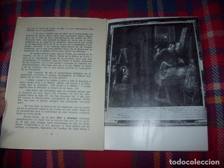 Libros de segunda mano: ICONOGRAFÍA DE NUESTRA SEÑORA DE GUADALUPE,EXTREMADURA. JOAQUÍN MONTES. 1978. EJEMLPAR BUSCADÍSIMO!! - Foto 4 - 115631263