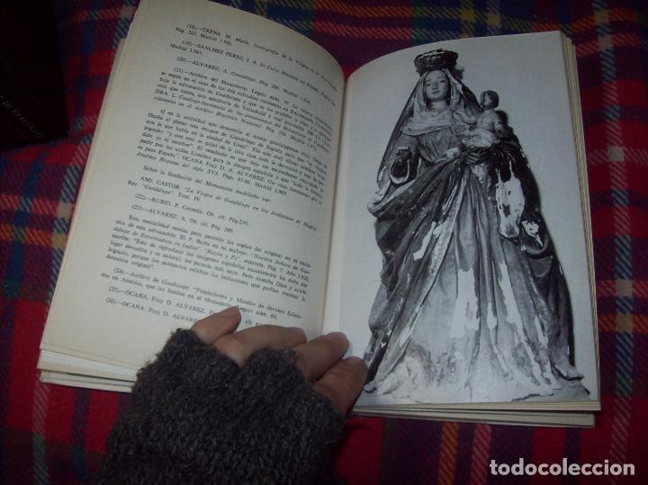 Libros de segunda mano: ICONOGRAFÍA DE NUESTRA SEÑORA DE GUADALUPE,EXTREMADURA. JOAQUÍN MONTES. 1978. EJEMLPAR BUSCADÍSIMO!! - Foto 8 - 115631263