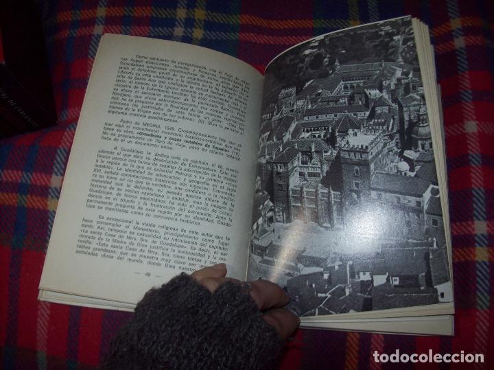Libros de segunda mano: ICONOGRAFÍA DE NUESTRA SEÑORA DE GUADALUPE,EXTREMADURA. JOAQUÍN MONTES. 1978. EJEMLPAR BUSCADÍSIMO!! - Foto 9 - 115631263