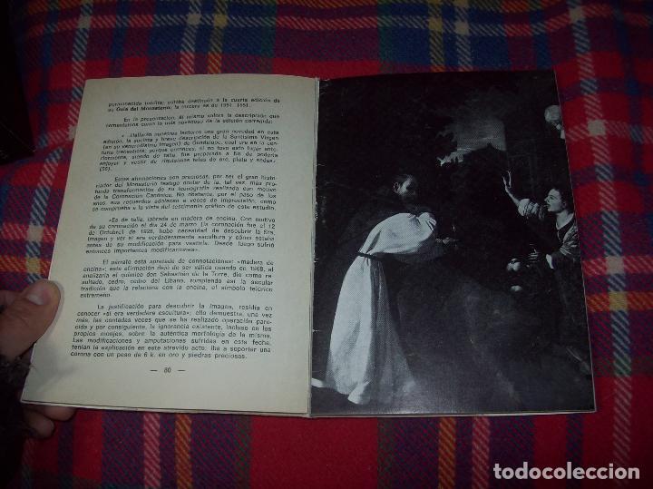 Libros de segunda mano: ICONOGRAFÍA DE NUESTRA SEÑORA DE GUADALUPE,EXTREMADURA. JOAQUÍN MONTES. 1978. EJEMLPAR BUSCADÍSIMO!! - Foto 10 - 115631263