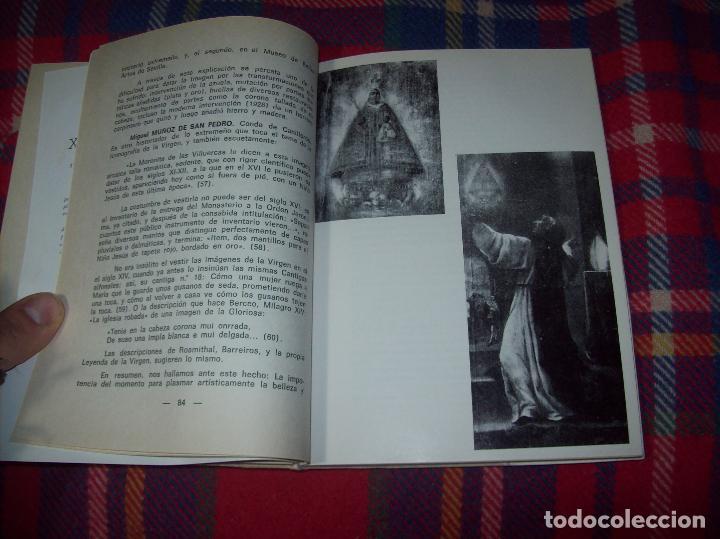 Libros de segunda mano: ICONOGRAFÍA DE NUESTRA SEÑORA DE GUADALUPE,EXTREMADURA. JOAQUÍN MONTES. 1978. EJEMLPAR BUSCADÍSIMO!! - Foto 12 - 115631263