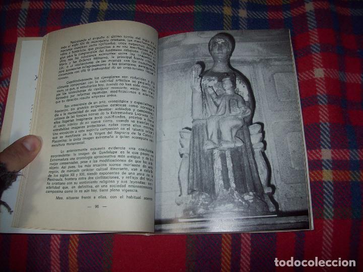 Libros de segunda mano: ICONOGRAFÍA DE NUESTRA SEÑORA DE GUADALUPE,EXTREMADURA. JOAQUÍN MONTES. 1978. EJEMLPAR BUSCADÍSIMO!! - Foto 14 - 115631263