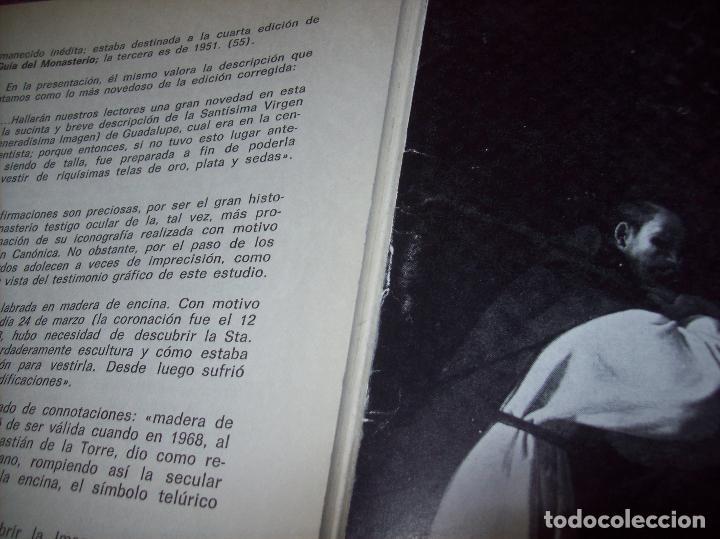 Libros de segunda mano: ICONOGRAFÍA DE NUESTRA SEÑORA DE GUADALUPE,EXTREMADURA. JOAQUÍN MONTES. 1978. EJEMLPAR BUSCADÍSIMO!! - Foto 15 - 115631263