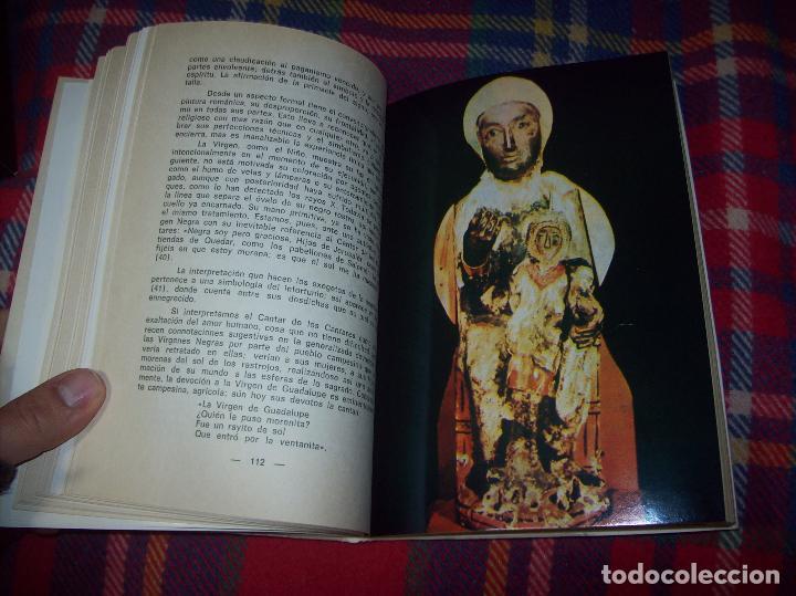 Libros de segunda mano: ICONOGRAFÍA DE NUESTRA SEÑORA DE GUADALUPE,EXTREMADURA. JOAQUÍN MONTES. 1978. EJEMLPAR BUSCADÍSIMO!! - Foto 18 - 115631263