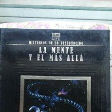 Libros de segunda mano: MISTERIOS DE LO DESCONOCIDO - TIME LIFE - LA MENTE Y EL MÁS ALLÁ. Lote 115692555