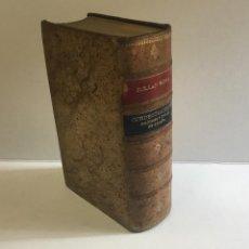 Libros de segunda mano: CONDECORACIONES MILITARES Y CIVILES DE ESPAÑA... SOSA, JUAN. 1913. HERÁLDICA.. Lote 114799194