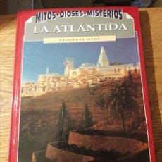 Libros de segunda mano: MITOS DIOSES Y MISTERIOS. LA ATLANTIDA. GEOFFREY ASHE. ED. DEL PRADO 1992. Lote 115751536