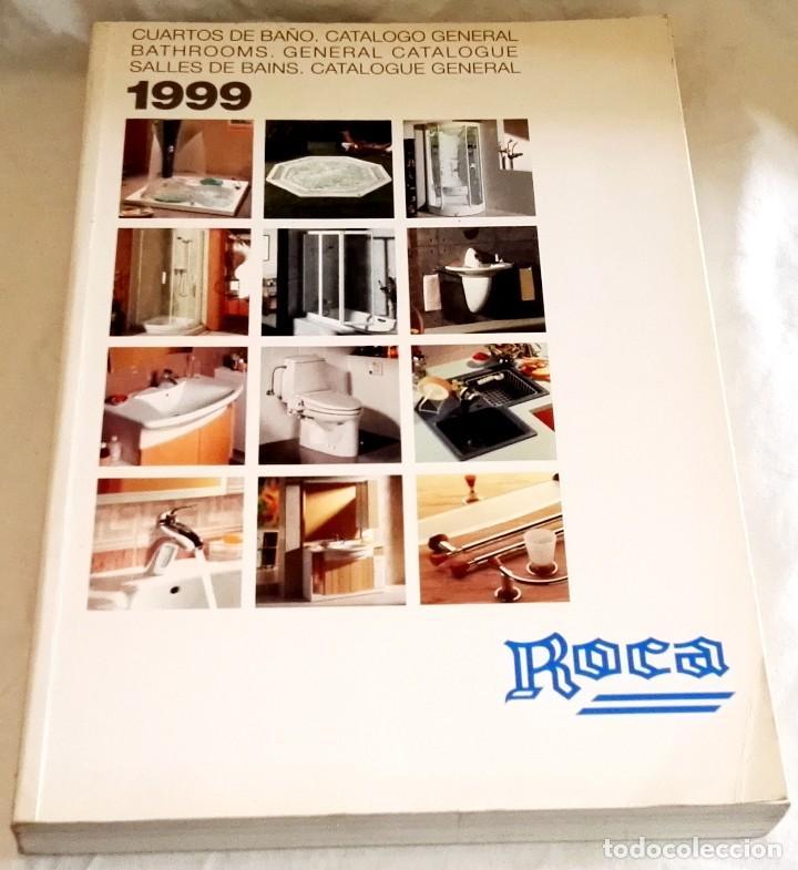 Roca, Catálogo General 1999 - Cuartos De Baño