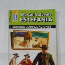 Libros de segunda mano: MARCIAL LAFUENTE ESTEFANIA Nº 1101. MUCHAS COMPLICACIONES. SERIE HEROES DE LA PRADERA TDK309. Lote 115900371